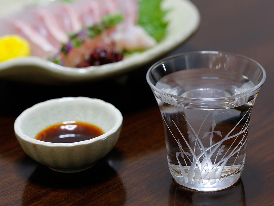 日本酒とマイクロバブル