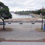 お台場海浜公園のお堀